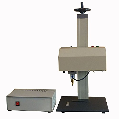 Pneumatic Marking Machine Tagging Machine for Area 170x100MM, Carejoy Pneumatic Engraving Machine with Handle Windows XP for Nameplate, Logo, Sign, Metal Marking Machine(Marking Area: 170100mm) by Carejoy