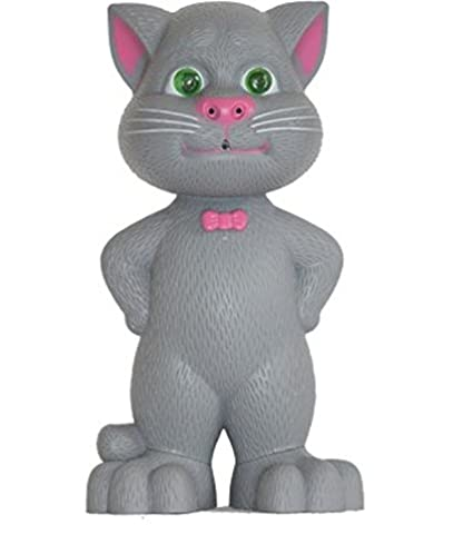 Buy Turban Toys Talking Tom Musical With Touch Sensitive And