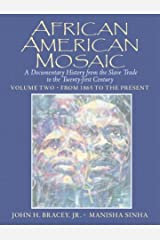 African American Mosaic: A Documentary History from the Slave Trade to the Twenty-First Century, Volume Two: From 1865 to the Present Paperback