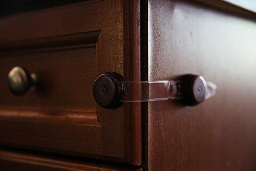 Combination Child Safety Locks Designed For Smart Kids