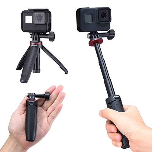Extendable Selfie Stick for Gopro, Portable Vlog Selife Stick...