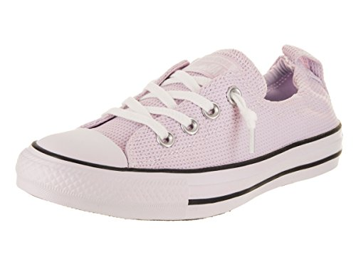 Converse Mujeres Chuck Taylor All Star Shoreline Slip Barely / Grape / Blanco / Negro Casual Shoe 10 Mujeres Ee. Uu.