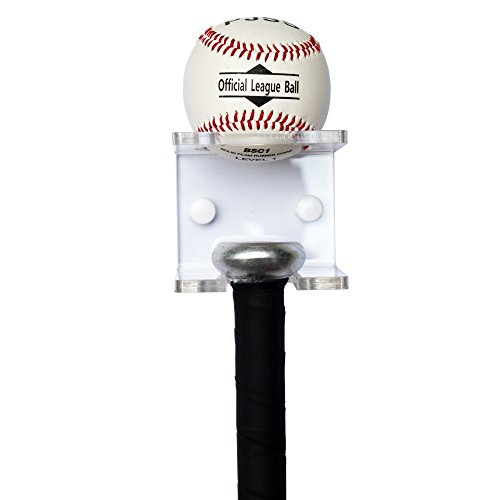 Baseball Holder Bat Ball - YYST Baseball Bat and Baseball Holder - Acrylic - Clear - No Bat and Ball