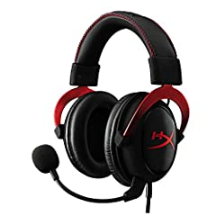 HyperX Cloud II features a newly designed USB sound card audio control box that amplifies audio and voice for an optimal Hi Fi gaming experience, so you can hear what you've been missing. Open up a world of detail other gamers will nev...