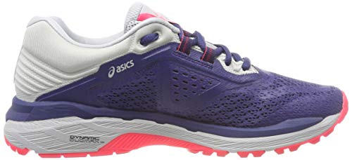 Mid Femme Chaussures Gt 2000 Deep Multicolore Plasmaguard 400 Ocean Asics Grey de 6 Running Trail F7X18q