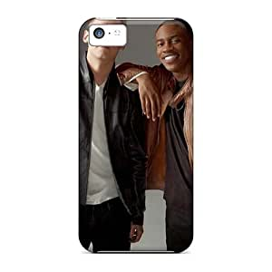 Protector Hard Phone Cover For Iphone 5c With Allow Personal Design HD Papa Roach Image CharlesPoirier