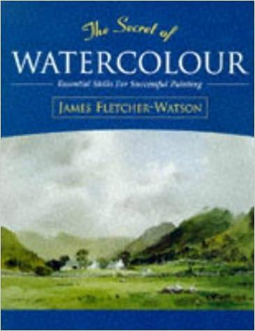 Book Secret of Watercolour