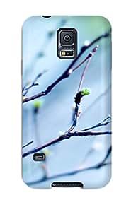 Premium Blossom Earth Nature Blossom Heavy-duty Protection Case For Galaxy S5