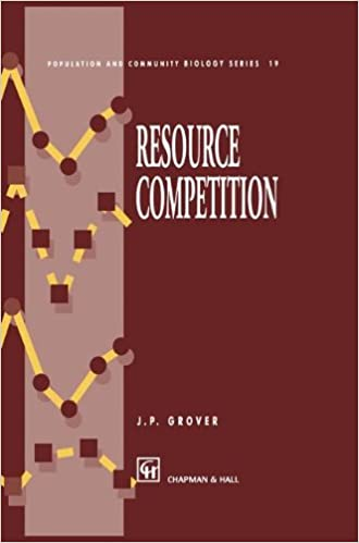 Book Resource Competition (Population and Community Biology Series)