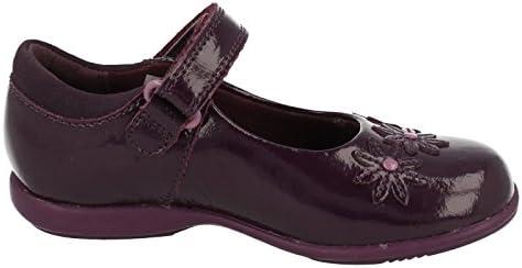 Clarks Trixi Beth Inf Purple Patent - Purple Patent - 8.5 UK Child