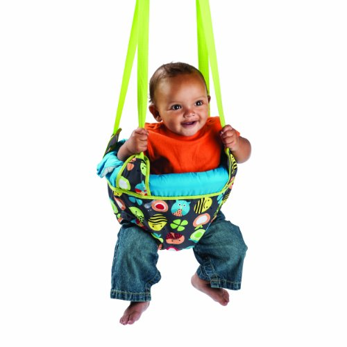 Evenflo Exersaucer Johnny Jump Up Doorway Jumper, Circus