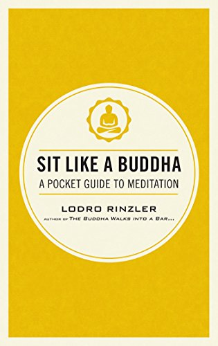Guides Buddha (Sit Like a Buddha: A Pocket Guide to Meditation)