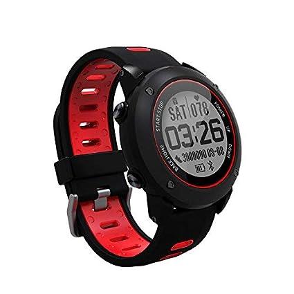 Cimix Smart Watch, GPS Deportes Reloj Correr Reloj IP68 Impermeable caMinadora Caminar maratón IP68 Profundidad
