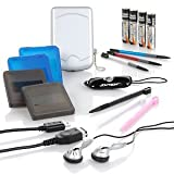 Nintendo DS Lite Travelite 10 Piece Accessory Pack