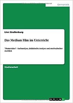 Das Medium Film im Unterricht