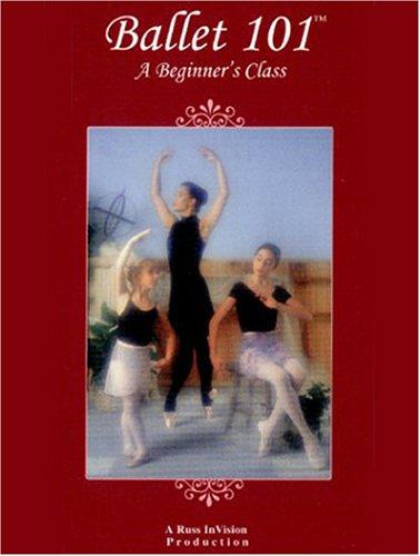 Ballet 101 - A Beginner's Class, DVD