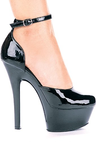 Ellie Shoes High Heel Black 6