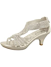 92078a5251f Amazon.com: Bridal Shoes: Clothing, Shoes & Jewelry