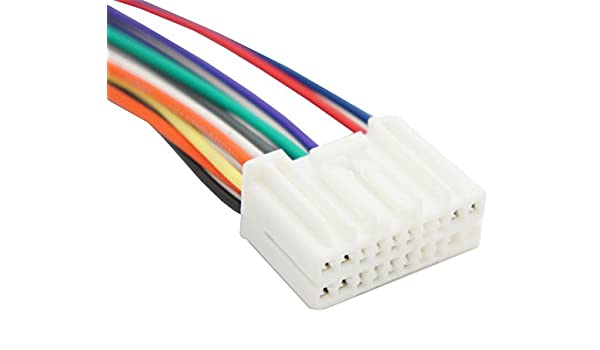 Amazon.com: Compatible with Acura RSX 2002-2006 Factory Radio OEM Original  Stereo Wire Harness Plug: Car ElectronicsAmazon.com