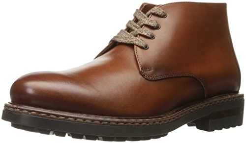 Kenneth Cole New York Mens Frontlinjen Chukka Boots Cognac
