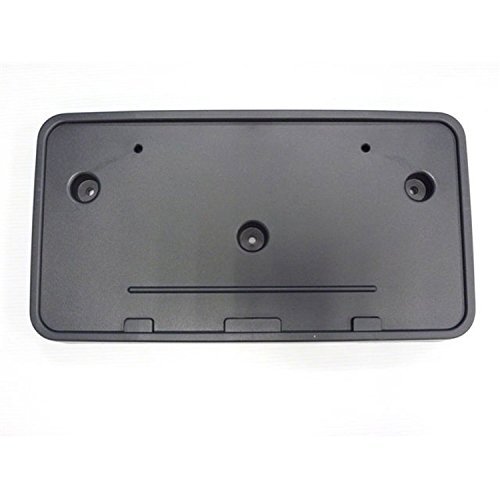 BB Auto New OE Replacement Front Bumper License Plate Tag Mounting Bracket Holder Replacement for 2007-2014 Ford -