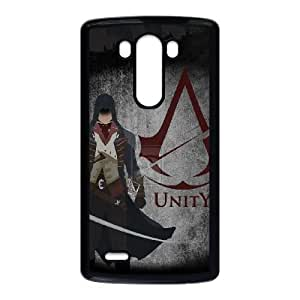 Assassin'S Creed Unity LG G3 Cell Phone Case Black present pp001_9784746