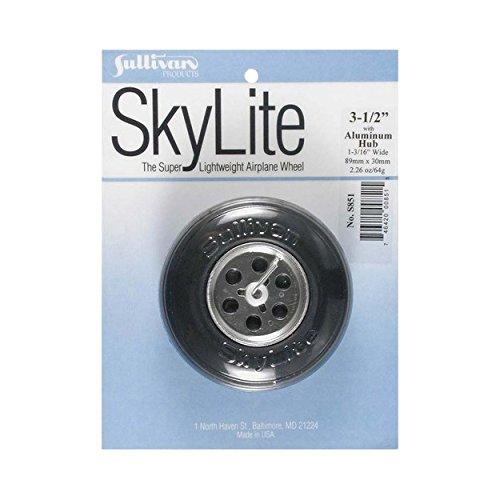 SULLIVAN 851 Skylite Wheel/Hub 3-1/2 SULQ3851 ()