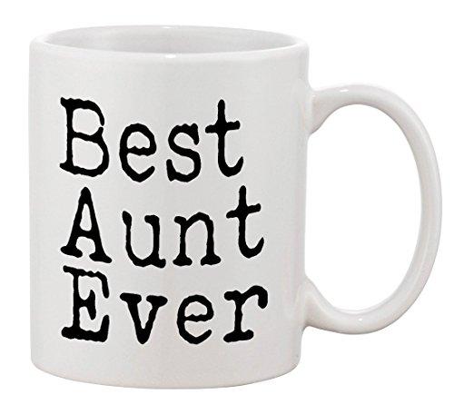 Best Aunt Ever Ceramic Coffee product image