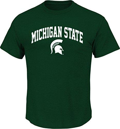 Michigan State Spartans Shirt T-Shirt Hat Hoodie Sweatshirt University Apparel 2XL