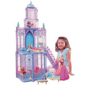 - Barbie & The Diamond Castle Playset with Lights & Music (2008)