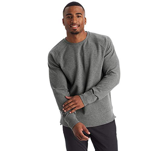 C9 Champion Men's Waffle Thermal Knit Crew Pullover