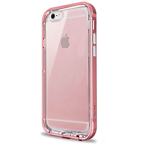 iPhone 6s plus Case,iPhone 6 plus Case,by Ailun,Clear Soft TPU Back&Reinforced Frame...