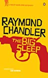 Front cover for the book The Big Sleep by Raymond Chandler