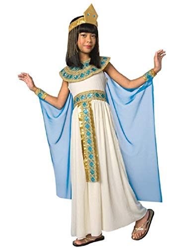 Toy Island Girls Child Cleopatra Costume, Large/Size 12-14 -