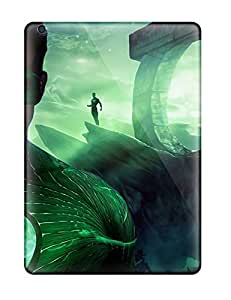 New Style JeremyRussellVargas Case Cover Skin For Ipad Air (green Lantern)