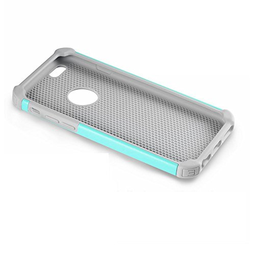 Gogoing 11case-ch Impact Resistant Double Layer Shockproof Hard Shell Case for Apple IPhone 6, 4.7