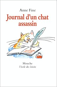 """Afficher """"Le chat assassin n° 1<br /> Journal d'un chat assassin"""""""