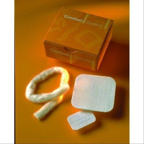 Seasorb Soft Alginate Dressing - Coloplast Corporation COL3710 Biatain Alginate Dressing 4 x 4 Inch - Box of 10 (Formerly Seasorb Soft)