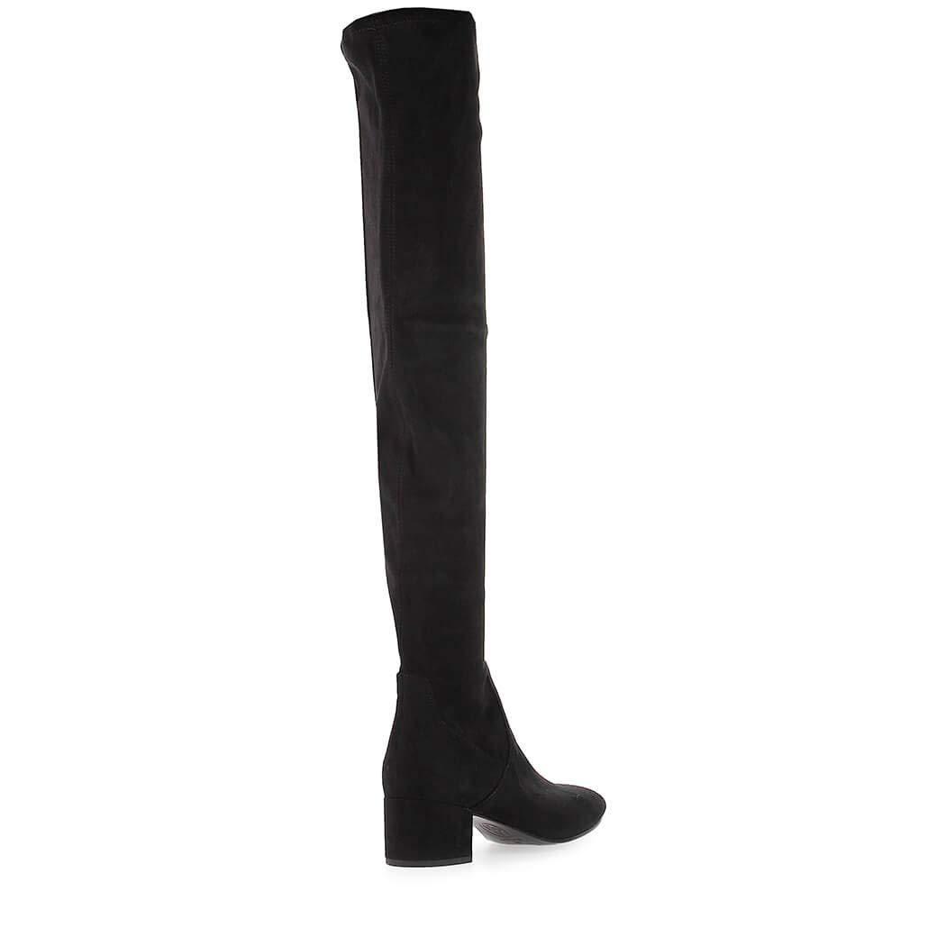 fc3ae06ce7d Ash Chaussures Femme Bottes Cuissard Diva Negro Automne-Hiver 2019   Amazon.fr  Chaussures et Sacs
