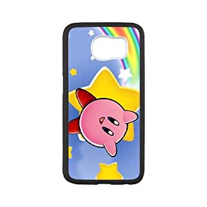 Kirby Samsung Galaxy S6 Cell Phone Case White as a gift R541034
