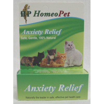 HomeoPet Anxiety Relief Medicine for Cats