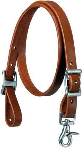 Down Latigo Leather Tie (Royal King Single Ply Leather Tie Down - Latigo)