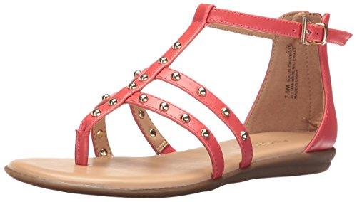 Aerosoles Mujeres Social Chlub Gladiator Sandal Coral