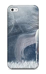 Quality JessicaBMcrae Case Cover With Attractive First Snow By Wrenstormbringer Nice Appearance Compatible With Iphone 5c
