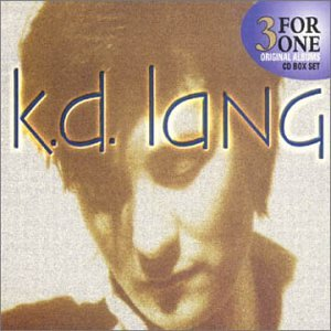 k.d. lang - 3 for 1 - Zortam Music