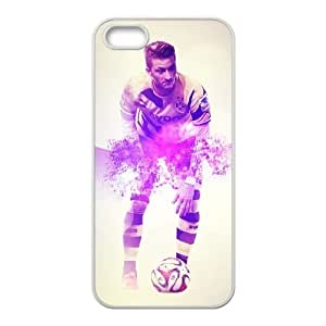 High Quality Specially Designed Skin cover Case Sports marco reus hd dortmund iPhone 5 5s Cell Phone Case White