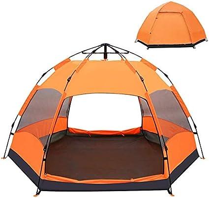 Tienda de camping 5-8 personas tiendas redondas, tiendas de ...