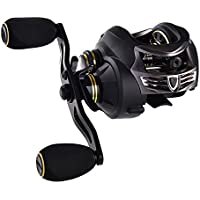 KastKing Stealth Baitcasting Reel - All Carbon Baitcaster...