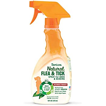 Flea and Tick Spray for Pets