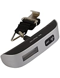 50KG Portable Hanging Digital Luggage Scale Weighing Travel Suitcase Scales